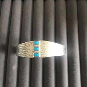 Chan Luu silver cuff